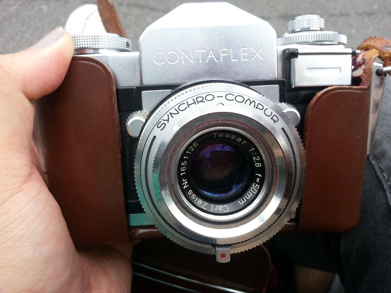 Contaflex Iv manual