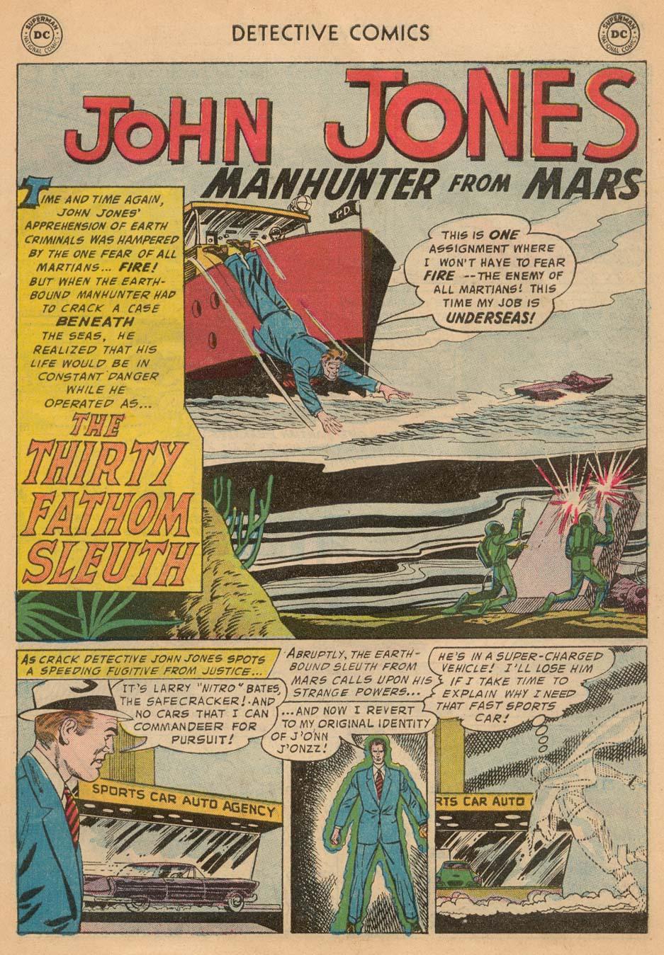 Read online Detective Comics (1937) comic -  Issue #242 - 27