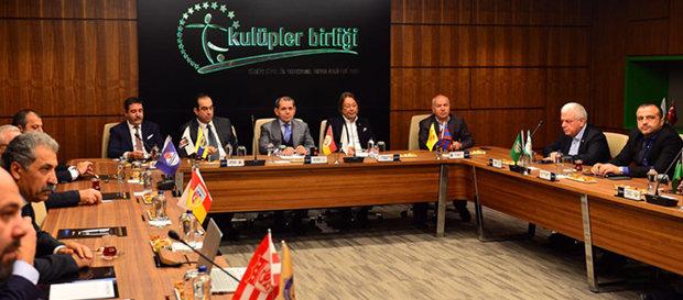 Dursun Özbek: Yabancı sayısıyla ilgili bir çalıştay yapılacak..
