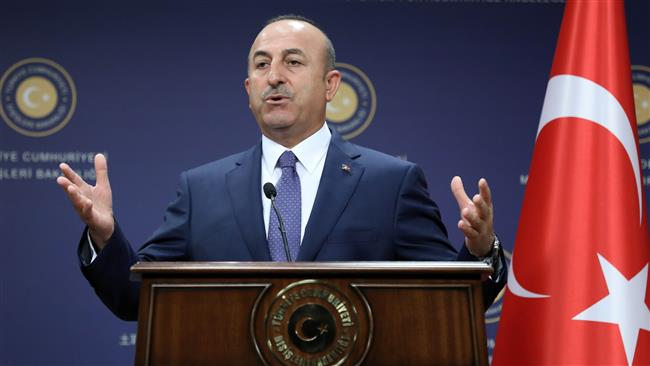 Iraqi Kurds' independence referendum risks civil war: Turkish Foreign Minister Mevlut Cavusoglu