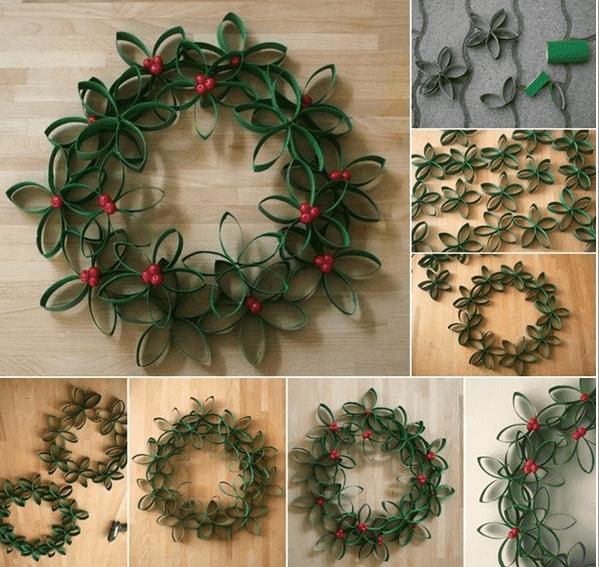 Ideas Decoracion Navidad Manualidades - Decoraciones-de-navidad-manualidades