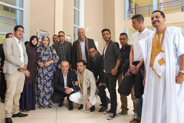دورات تكوينية دولية في الاعلام للناشئين بمدينة العيون
