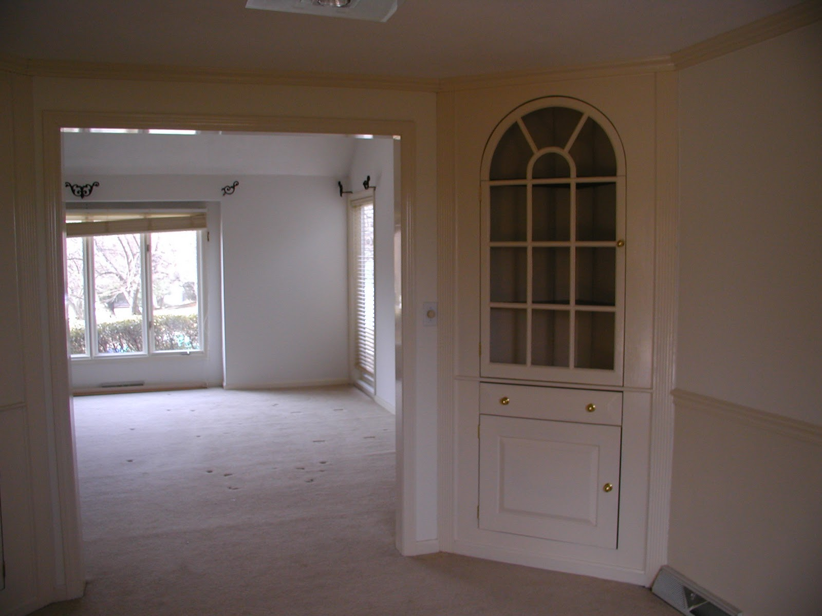 Living Dining Room Cabinets: Betsy Speert's Blog: OMG! A New Space