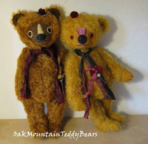 free teddybear patterns