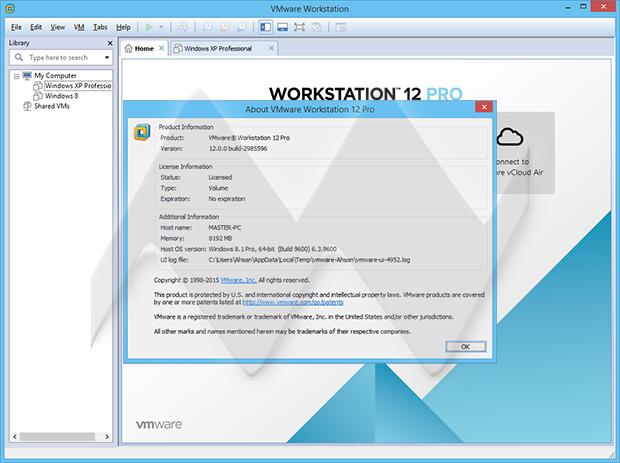 vm workstation 9 key