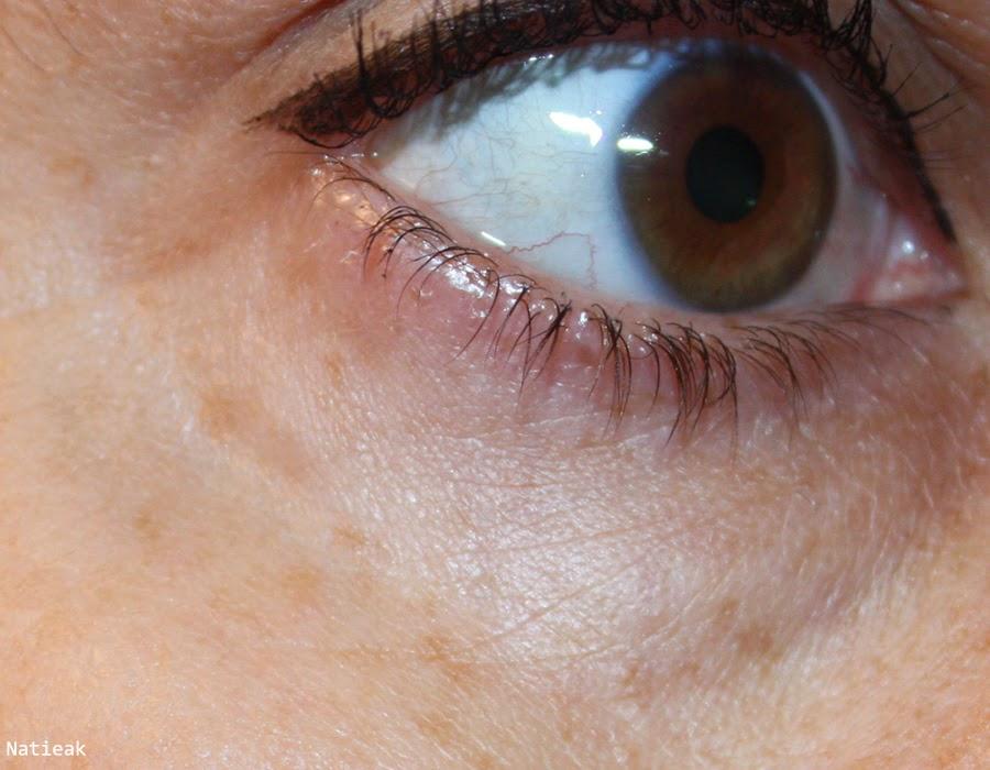 jour 30 Perle et caviar de l'Institut Arnaud  Masque contour des yeux