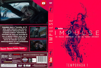 CARATULA - [SERIE DE TV] IMPULSE - 2018 - TEMPORADA 1