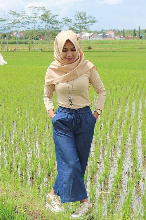jilbab grosir tanah abang seksi dan manis