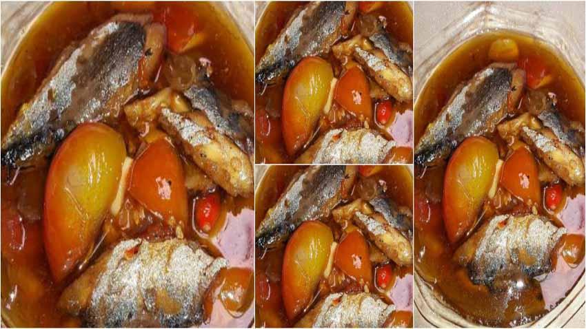 resep membuat ikan salem masak sarden by yulia yusuf