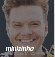 Maquineta Minizinha PagSeguro UOL minizinha.com.br