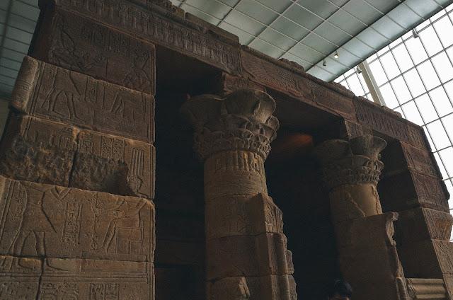 デンドゥール神殿(The Temple of Dendur)