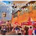 Semarak Pesta Beat di Matahari Mall Pontianak