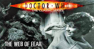 Doctor Who 041: The Web of Fear