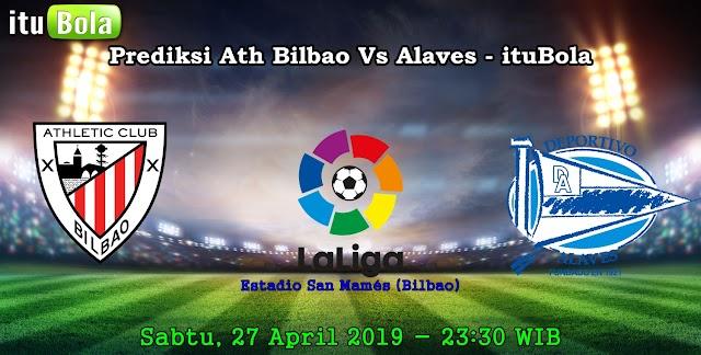 Prediksi Ath Bilbao Vs Alaves - ituBola