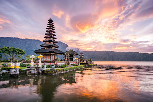 Explore the magic of Bali
