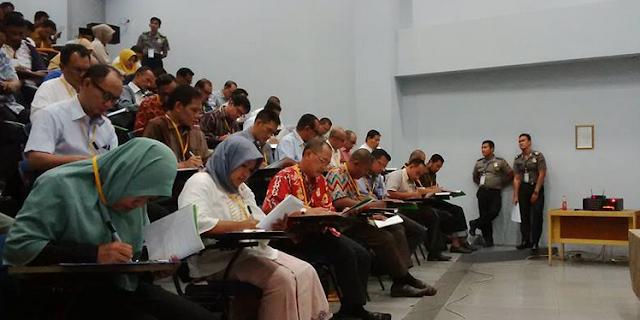 Timsel Calon Anggota Bawaslu Riau Diprotes!! Peserta Menilai Proses Rekrutmen Tidak Transparan