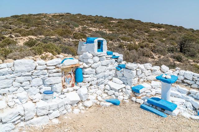 Profitis Ilias-Koufonissia-Pano Koufonissi-Cyclades