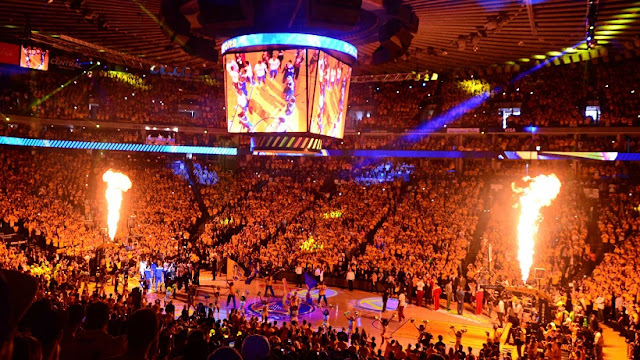 Informações sobre o Oracle Arena em San Francisco