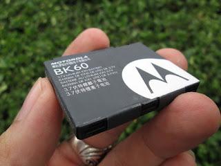 Baterai Original Motorola BK60 Original Motorola 880mAh