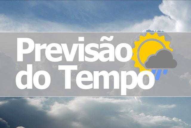 Previsão do tempo- BRASIL para esta terça-feira, 24/7