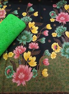Batik primis kembang harga murah