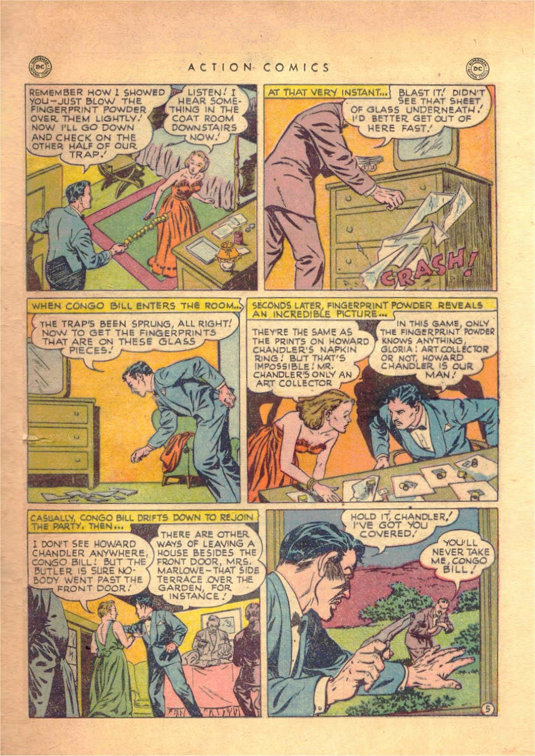 Read online Action Comics (1938) comic -  Issue #138 - 36