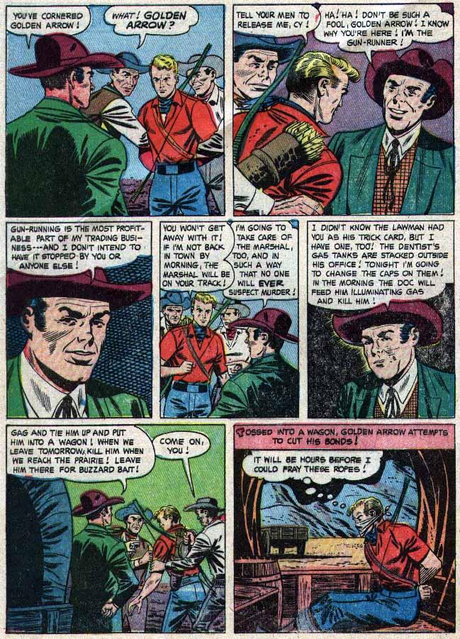 Read online WHIZ Comics comic -  Issue #154 - 32
