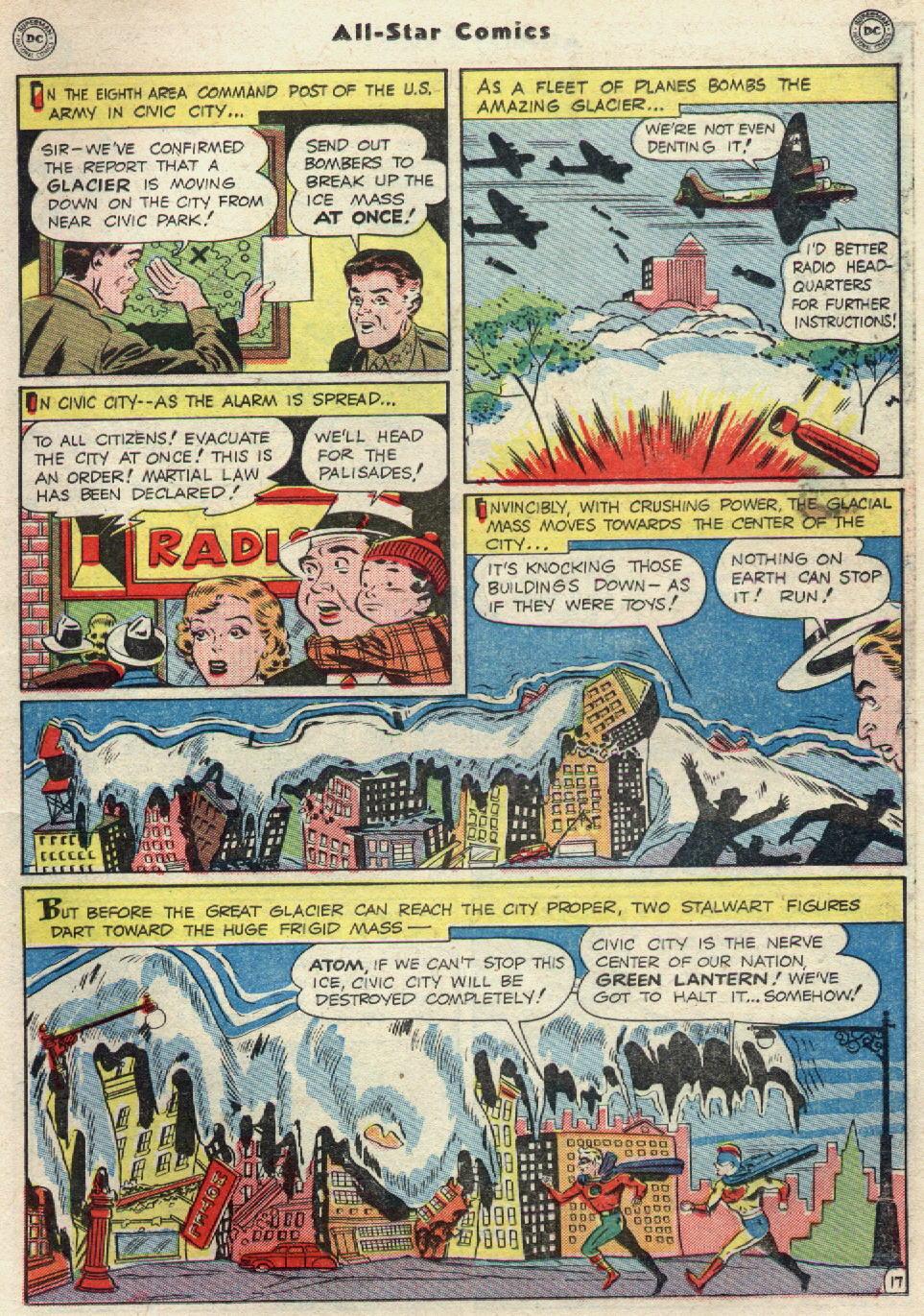 Read online All-Star Comics comic -  Issue #51 - 21