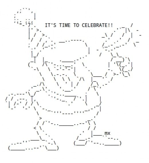 Happy-New-Year-2017-ASCII-Images