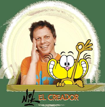 Nik el creador de gaturro