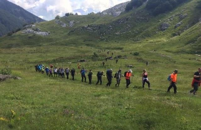 """Planinarski pohod """"Hamdovom stazom"""" 26, 27 i 28. jula"""