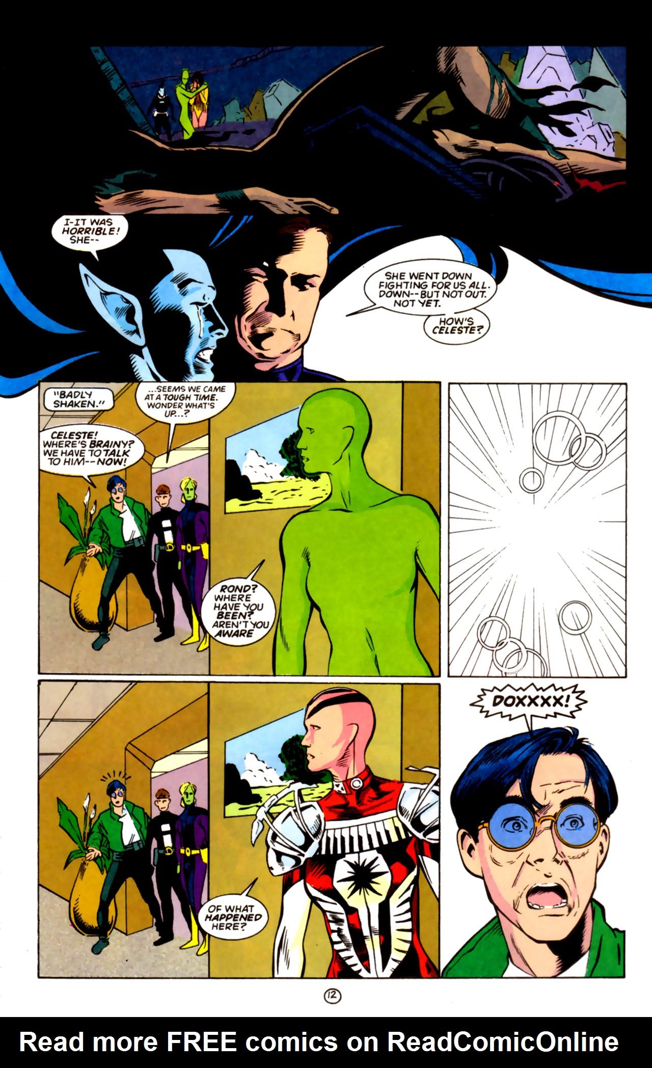 Legion of Super-Heroes (1989) 59 Page 12