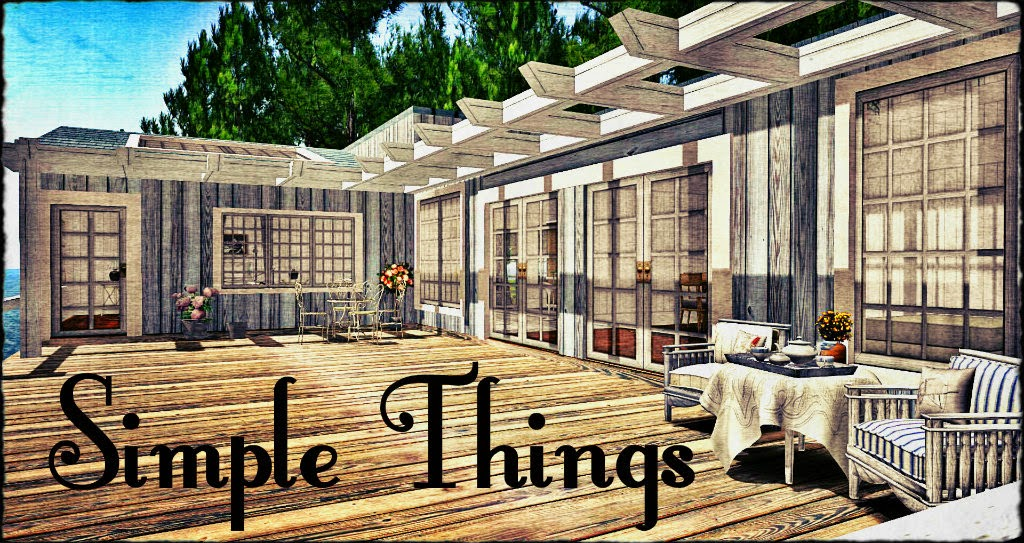SIMPLE THINGS HOUSES Demo and Skystore