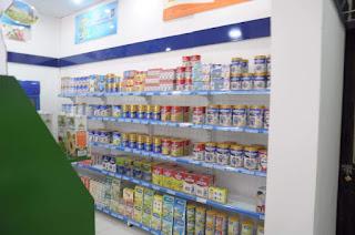 Kệ sắt siêu thị có những ưu điểm nổi bật gì?