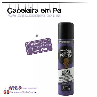 Gloss Maria Molinha - Aspa