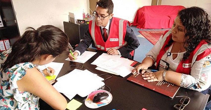 SUNAFIL constató que 132 trabajadores del sector educación laborarían en la informalidad en Chiclayo