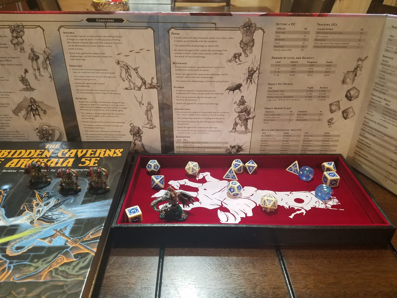 Ultanya: Review: Hand of the Zombie Dice Tray