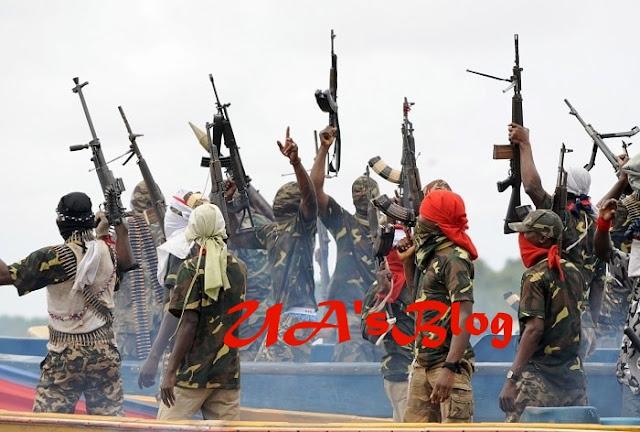 Militants Reveal Date To Declare Niger Delta Republic