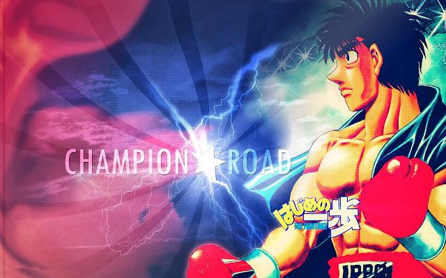 Download Hajime no Ippo: Champion Road Subtitle Indonesia
