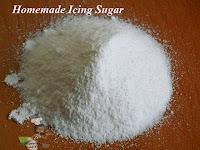 How to Make Icing Sugar( Homemade Icing Sugar)