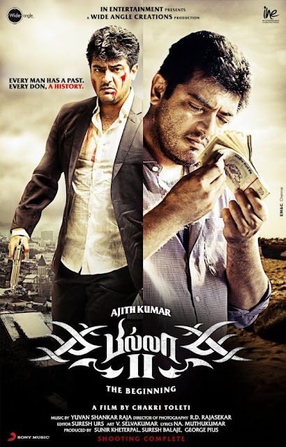 Ajith Kumar's Billa 2 Tamil Movie Review 1