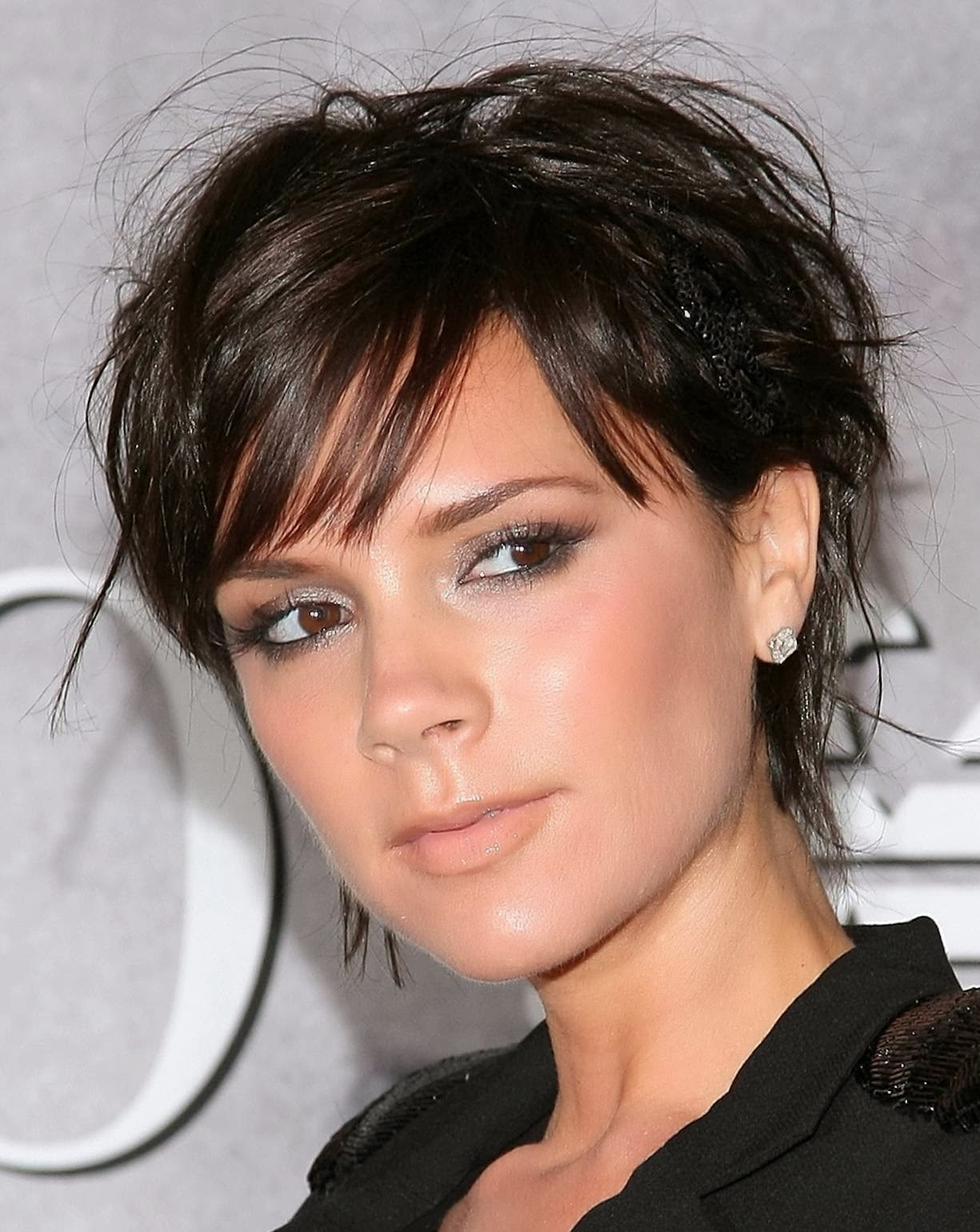 Victoria Beckham Short Hair