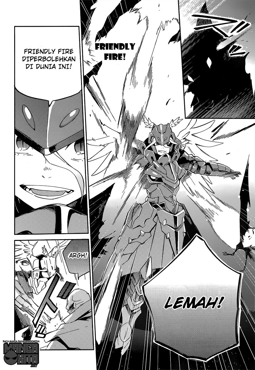 Overlord chapter 14 Bahasa Indonesia