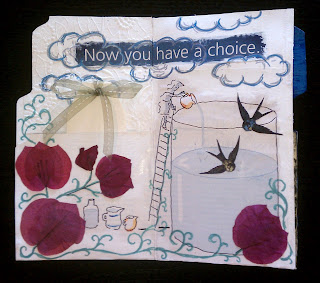 Gluebook - Collage and Art Journal   Creativity in Therapy   Carolyn Mehlomakulu