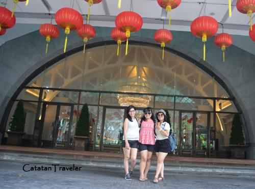 Singapura, Traveling, Fullerton Hotel