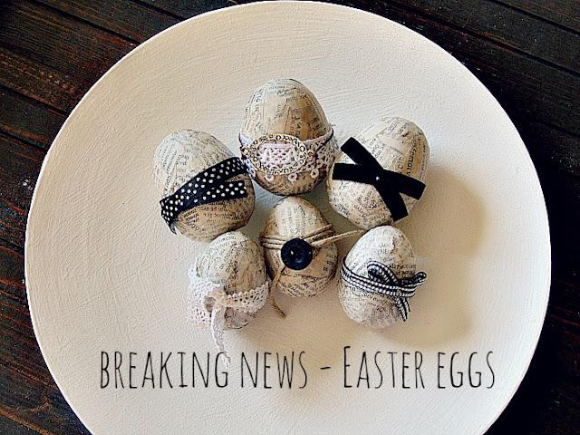 αυγά-τυλιγμένα-με-εφημερίδες