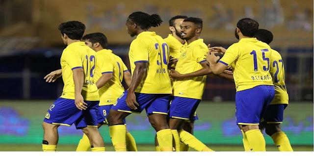 متابعة هاشتاغ #خصم_6نقاط_من_النصر يتصدر تويتر الان ,, تفاصيل و أسباب خصم 6 نقاط من فريق النصر السعودي اليوم
