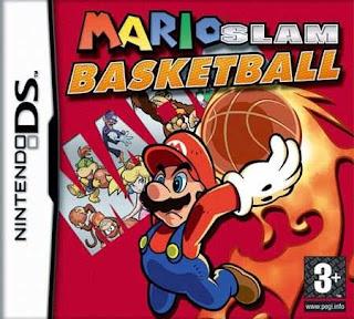 Mario Hoops 3 on 3, NDS, Español, Mega, Mediafire