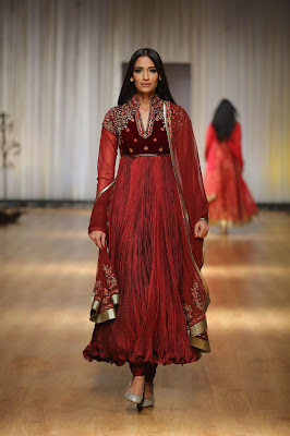 Runway Rising: Watch the Balance by Rohit Bal