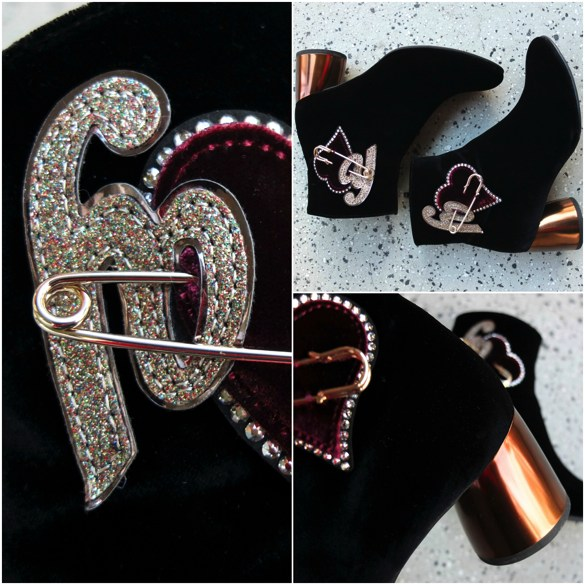 da5edf755fca3d Moppis Blog - Aus Freude.   Schuhe  Heart Beat